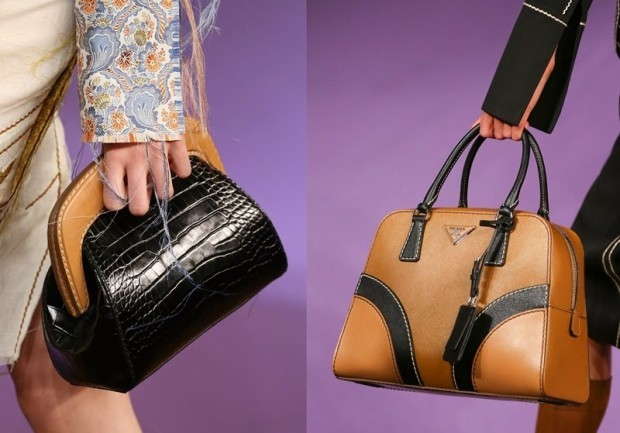prada 2015 bags spring summer collection womens accessories handbags runway fashion