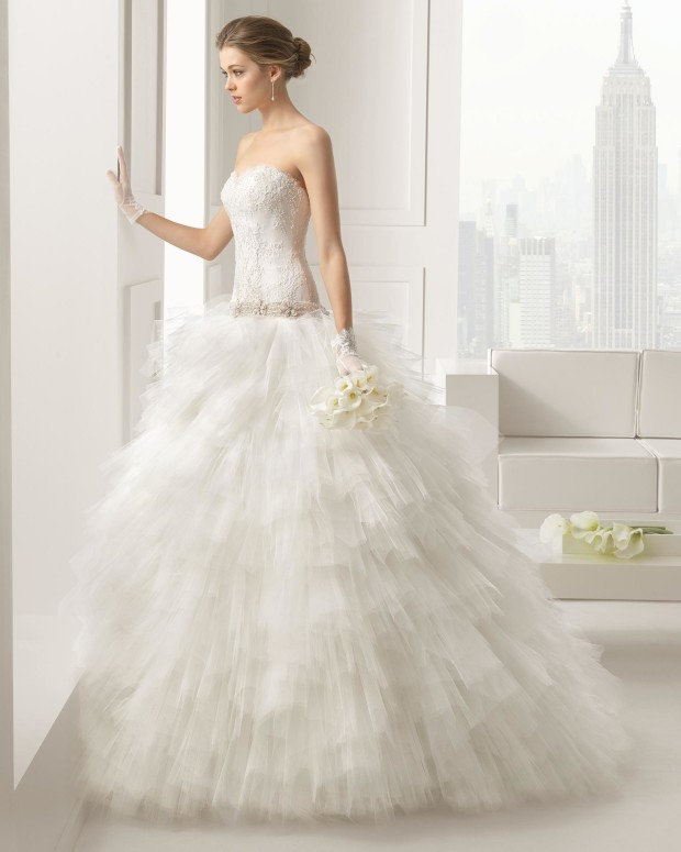 wedding dresses 2015 trends 2