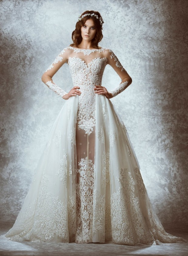 wedding dresses 2015 trends 3