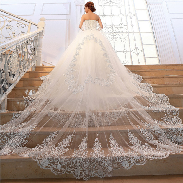 Wedding Gowns For 2015: Fashion Beauty News