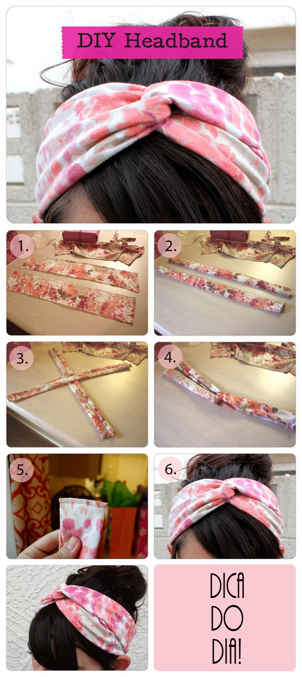 14 DIY Hair Accessories with Tutorials 2