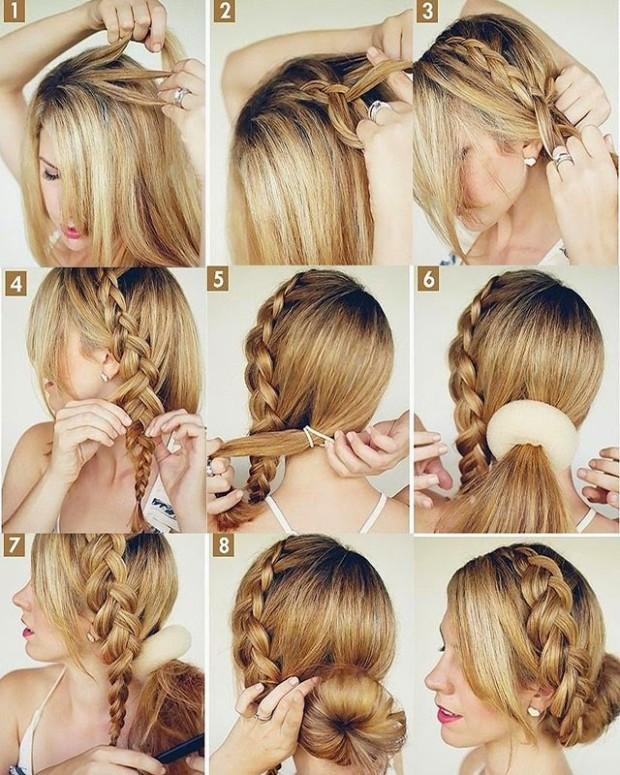 Terrific Best Braided Hairstyles Fashion Beauty News Short Hairstyles Gunalazisus