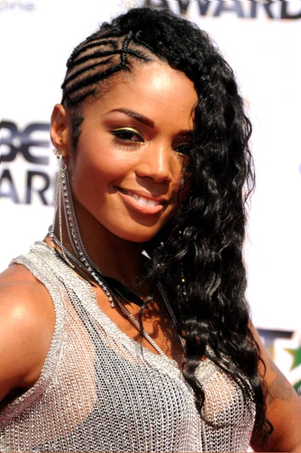 Braided Hairstyles For Black Women 2015 Picture
