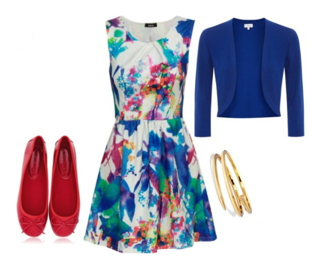 Floral-Print-Dresses-Are-In-Style-For-2015-