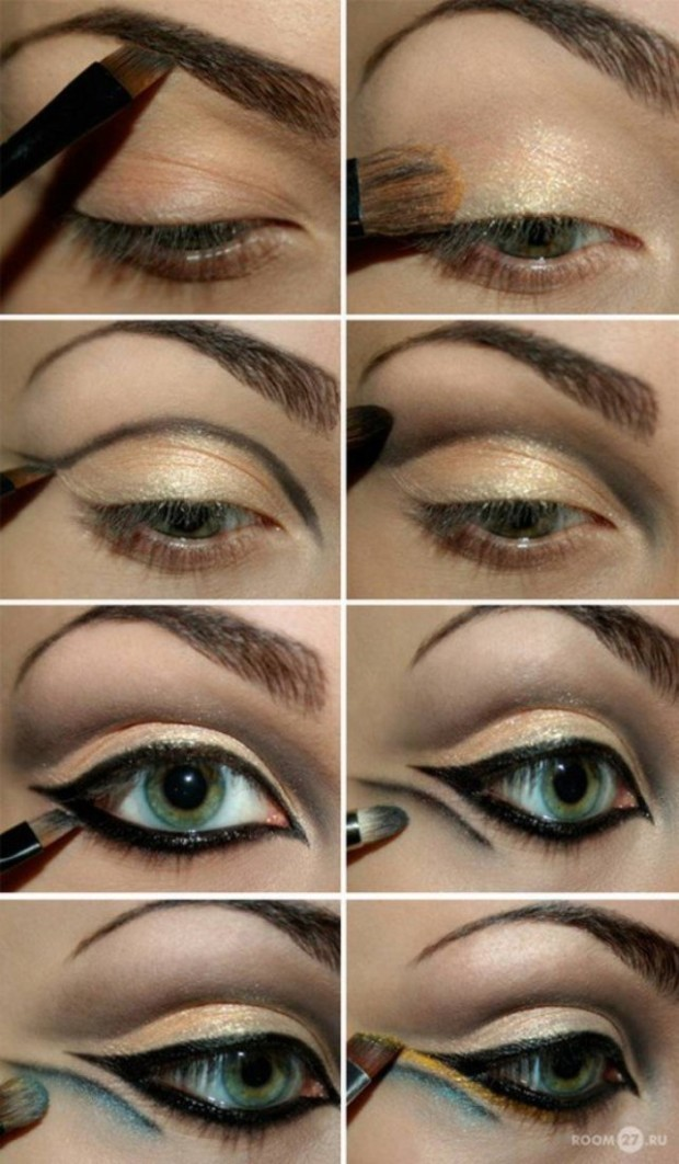 Gracefull-Fashion-And-Makeup-Tutorials-For-Natural-Look-In-2015