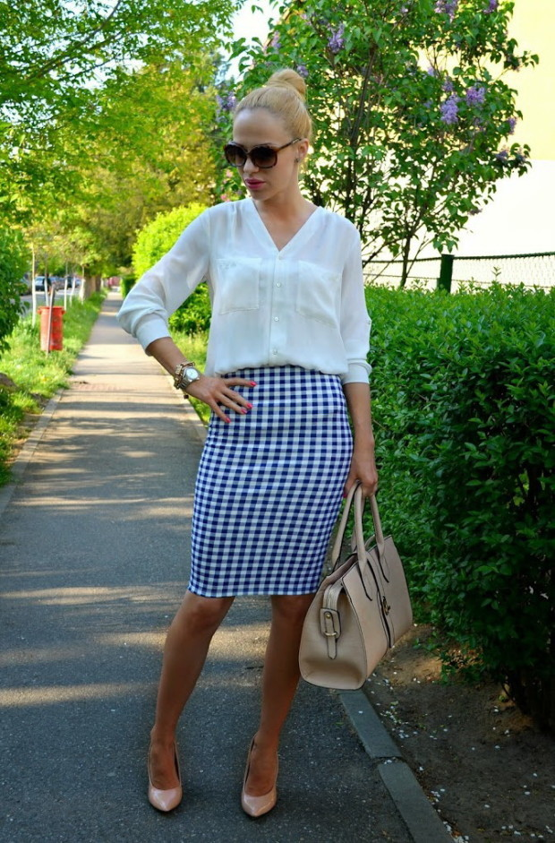 Pencil-Skirts-Are-In-Style-For-2015 -fashionbeautynews