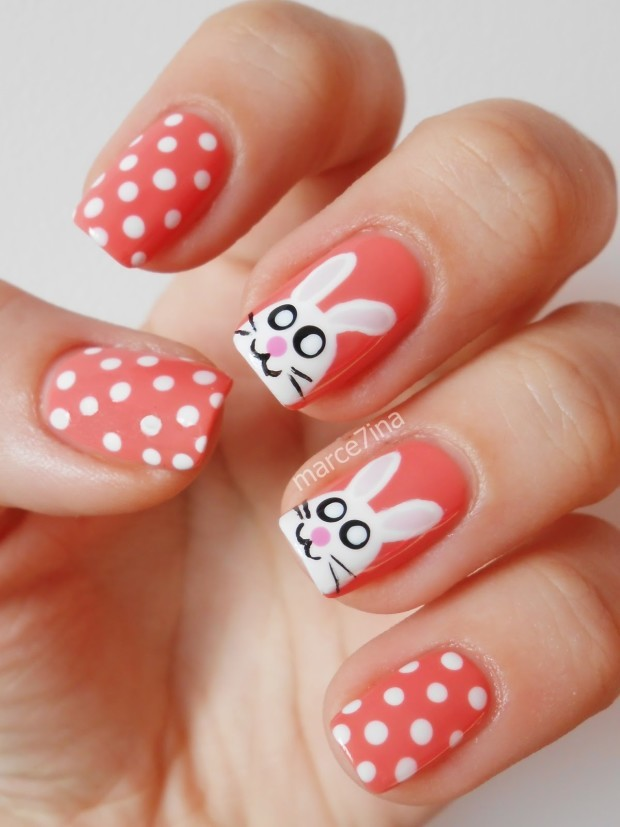 Polka-dots-and-Easter-Bunny