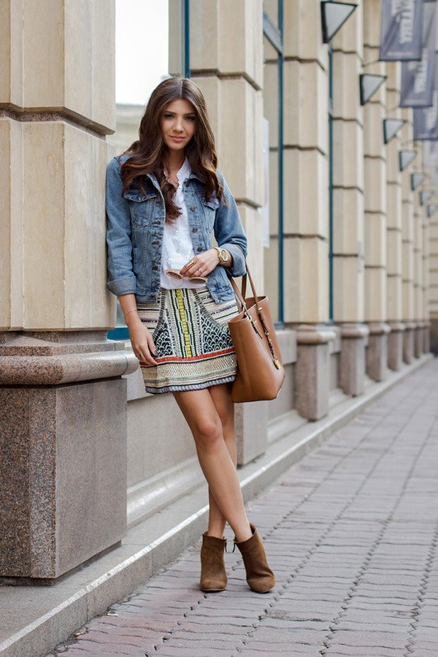 Street-Style-Fashion-With-Denim-Jackets-2015-13