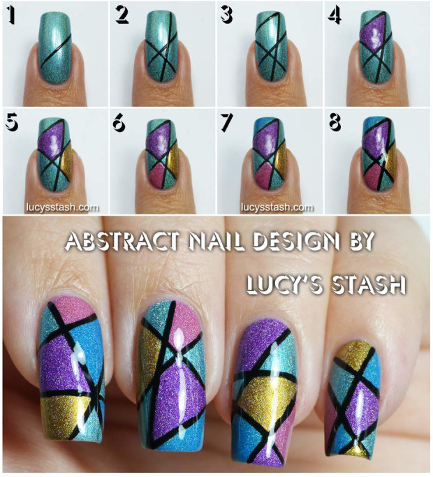 abstract-nail-design-tutorial