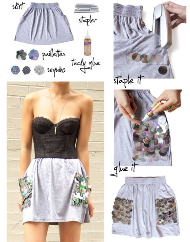 diy fashion projects for spring