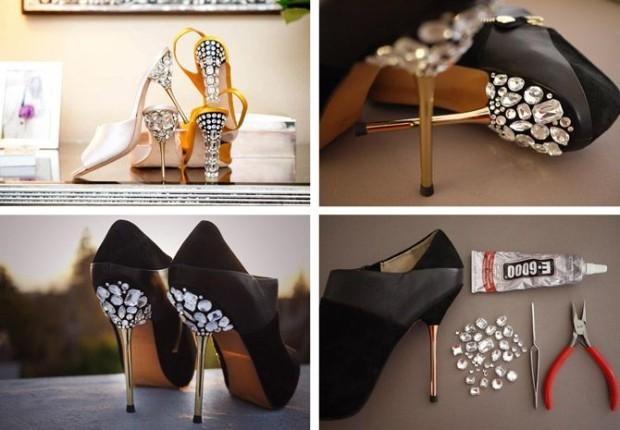 diy high heels