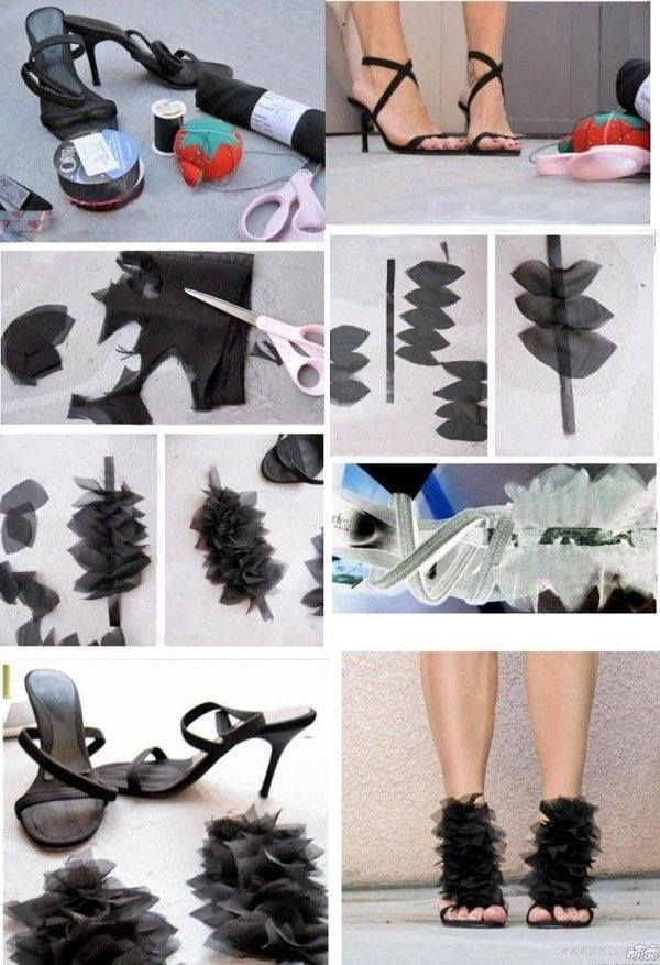 diy-high-heels-makeover-diy-shoe-makeover-ideas