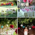 diy outdoor wedding decorations 1