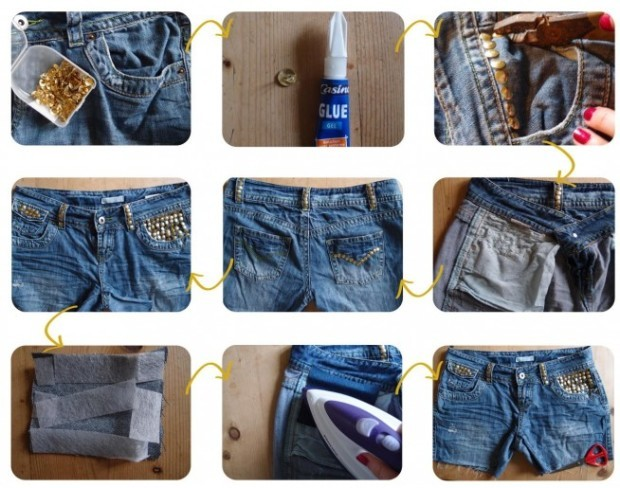 diy-studded-cuf-shorts