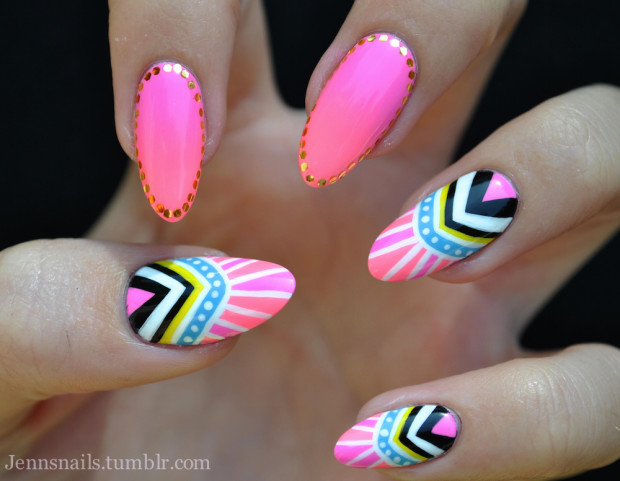 easter nail designs 2
