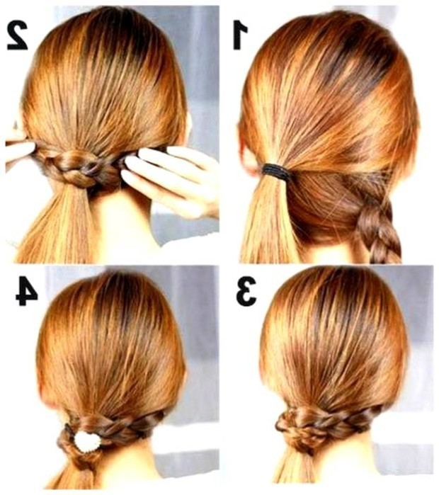 easy hairstyle tutorials for spring