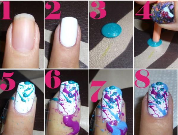 general-nail-design-tutorials-attractive-splatter-nail-art-tutorial-with-blue-and-purple-polish-colors-nail-art-tutorial