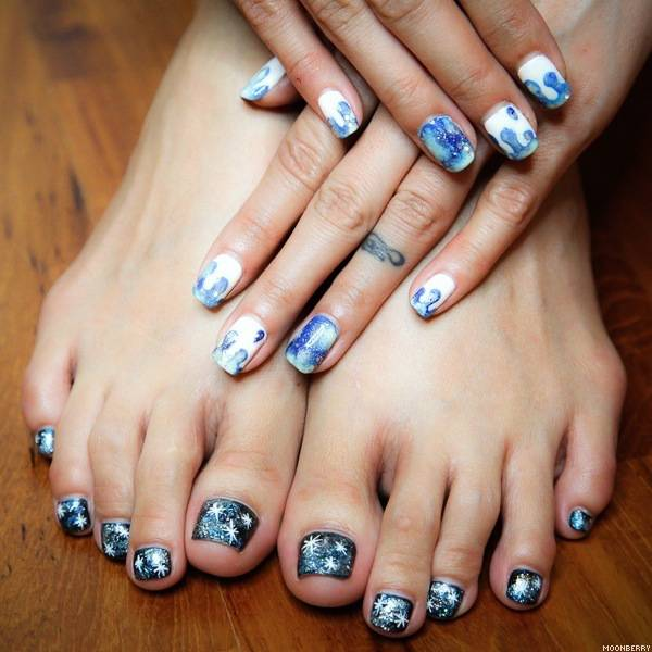 how to do a classic pedicure 1
