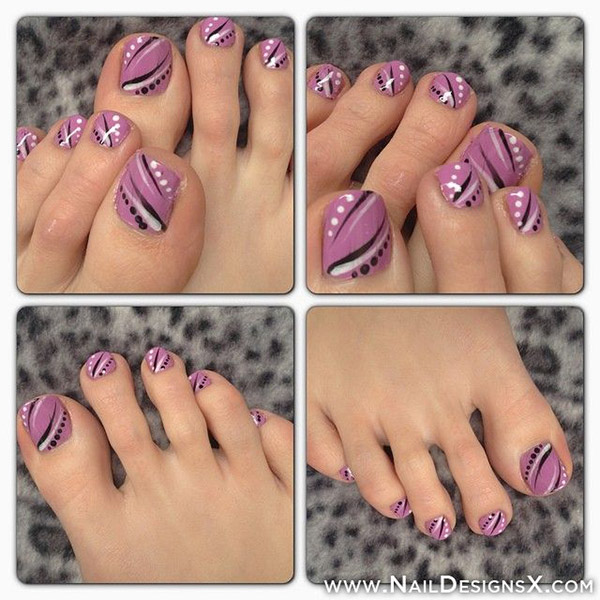 how to do a pedicure 1