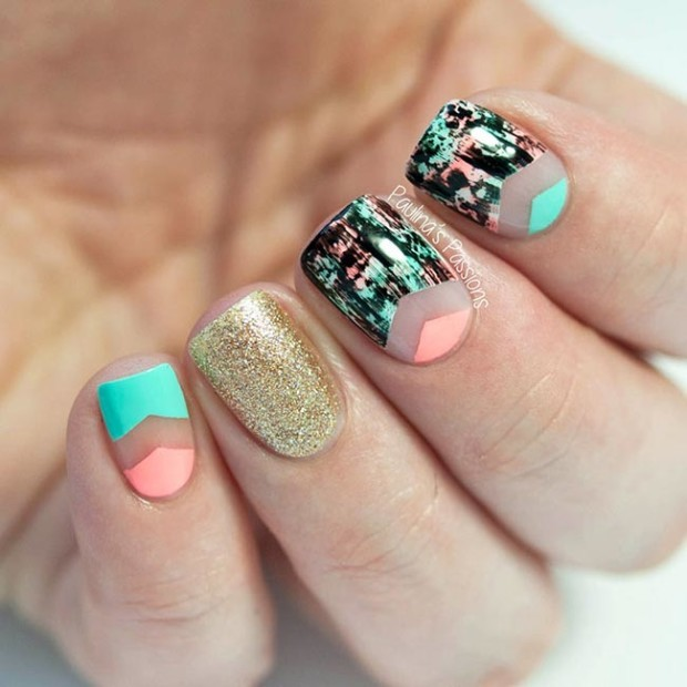 negative_space_nail_art_trendy_in_2015_ beauty nails