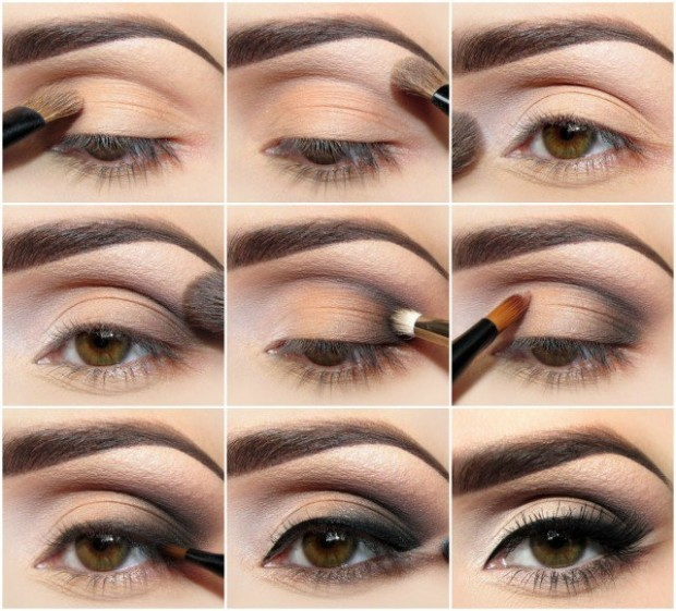 new makeup tutorials 2015