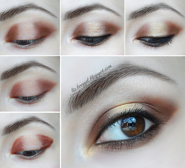 new year smoky tutorial
