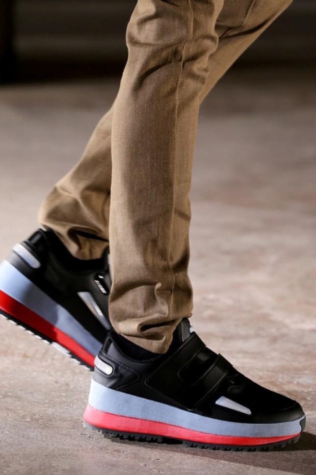 raf simons mens sneakers 2015