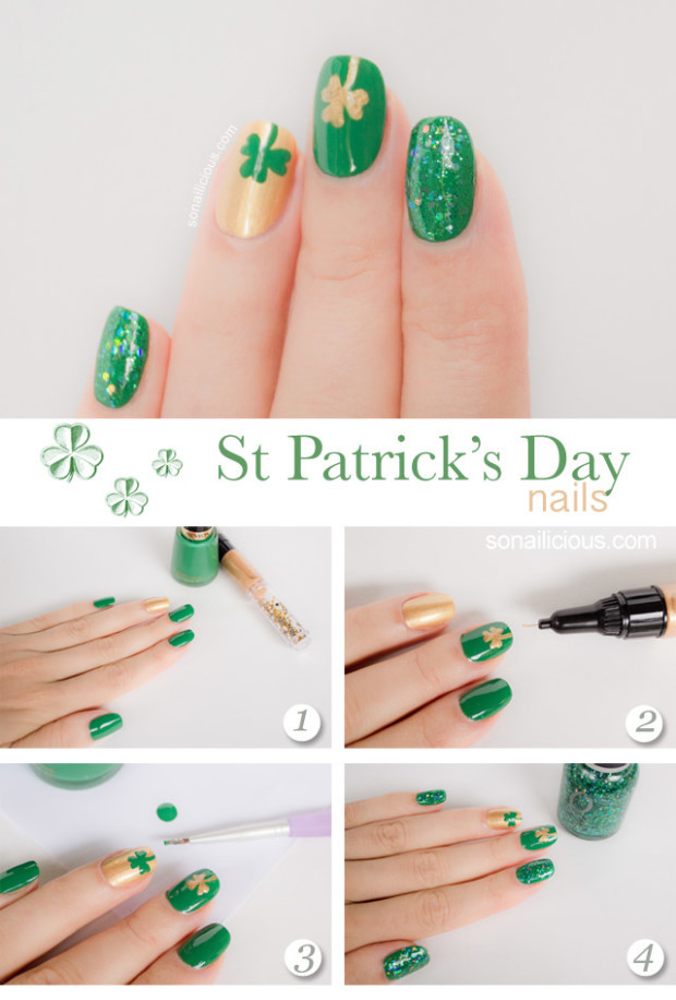 st-patrick-nails-easy-nail-art-tutorial