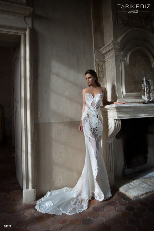 tarik ediz wedding dresses 2015 -2016