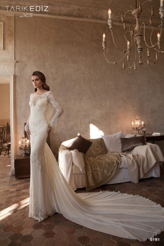 tarik ediz wedding dresses 2015-2016