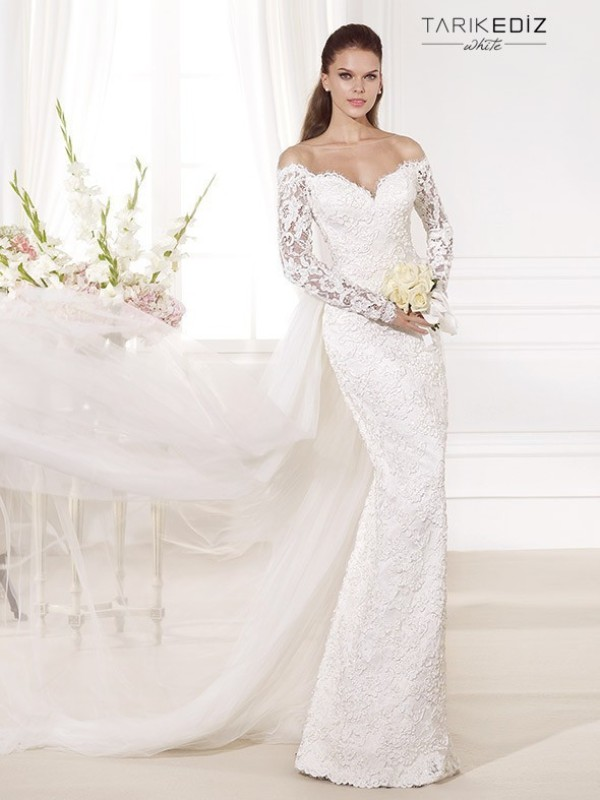 tarik ediz wedding dresses