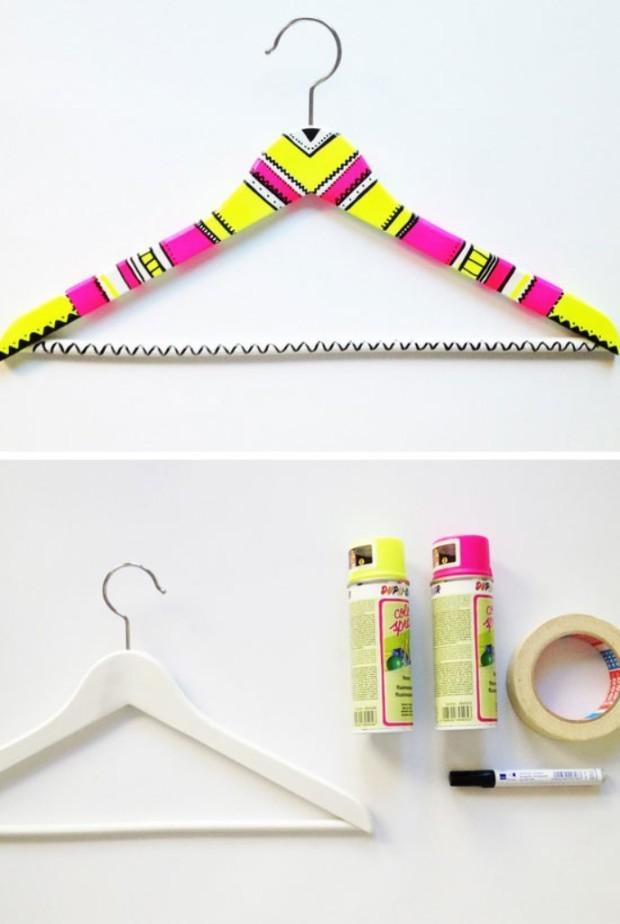 DIY-Neon-Hanger