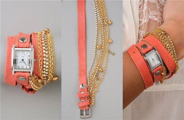 DIY Watch Wrap Bracelets