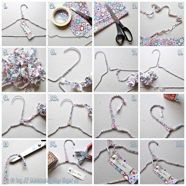 Recycle-Old-Hangers