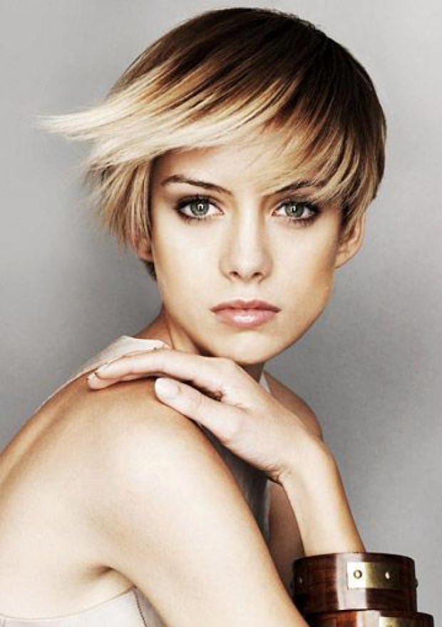balayage short hair -fashionbeautynews 1