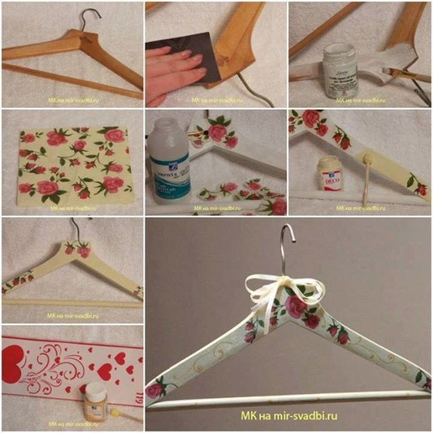 Diy Hanger Ideas Fashion Beauty News
