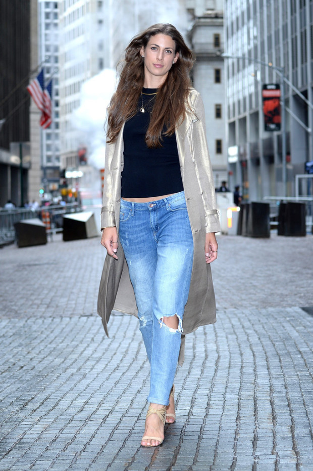 fashionbeauty news outfits denim 2