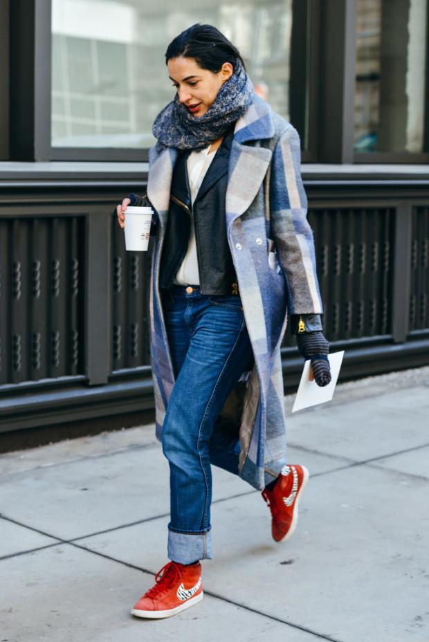 fashionbeauty news outfits denim