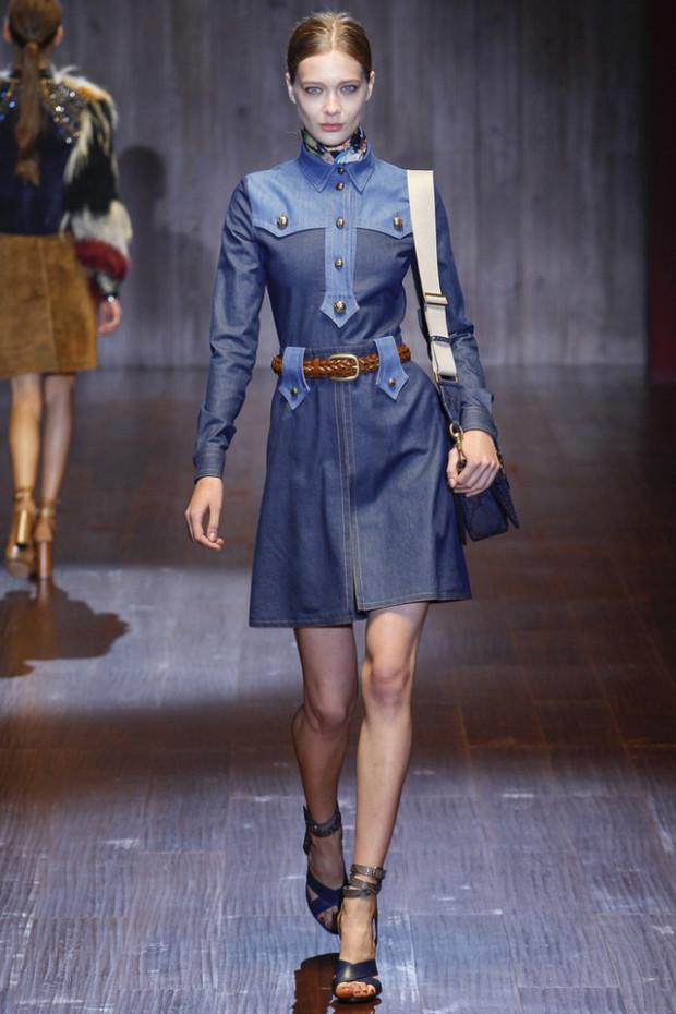gucci-denim-shirt-skirt-spring-2015-