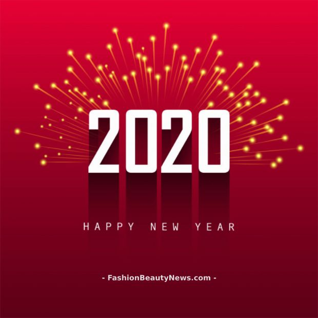 Happy New Year 2020! Happy Holidays from Fashion Beauty News blog!